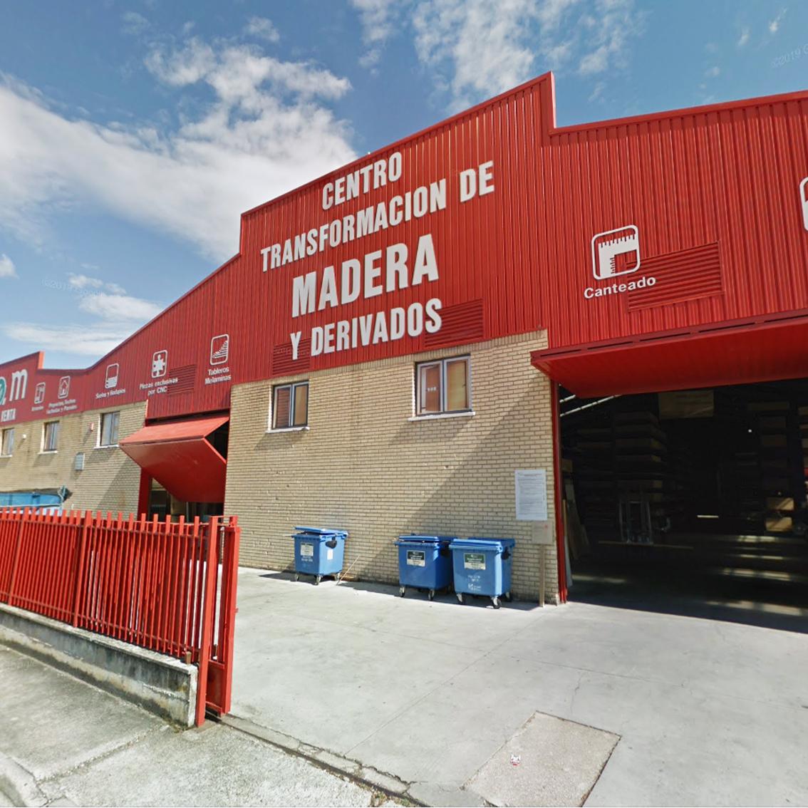 JOYFER ROTULACION PAMPLONA FACHADA TELCO LETRA CORPOREA FRESADA