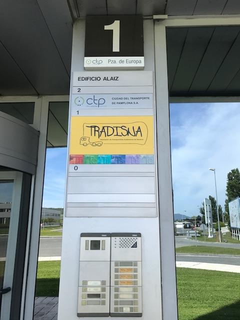 Joyfer Proyecto Tradisna -Señalizacion portal