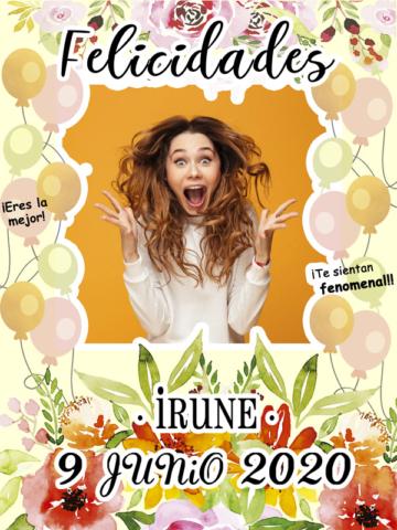 joyfer Rotulación promocional publicidad marco cumpleaños photocall regalo evento cartón pluma personalizado