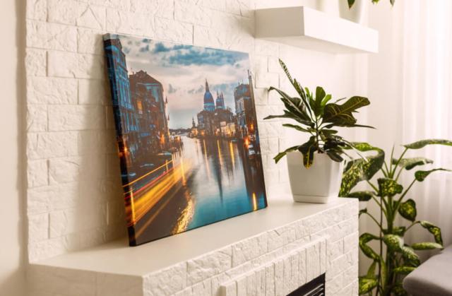 joyfer lienzo personalizado cuadro regalo