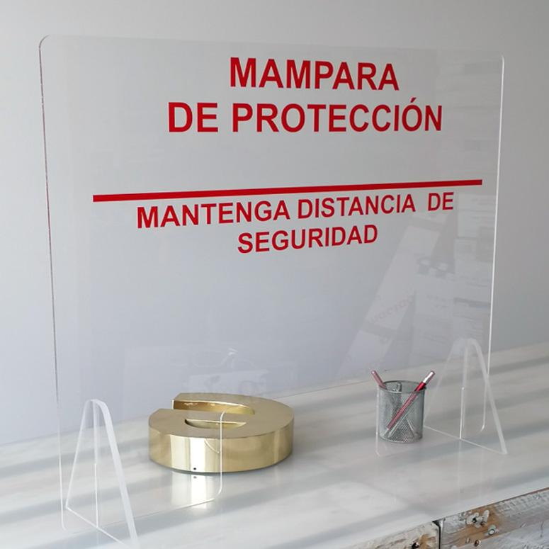 joyfer mampara proteccion covid