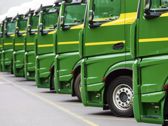Joyfer - Rotulación vehículos - camiones