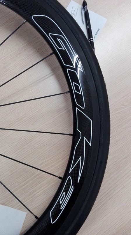 Joyfer - Rotulación vehículos - bicicleta