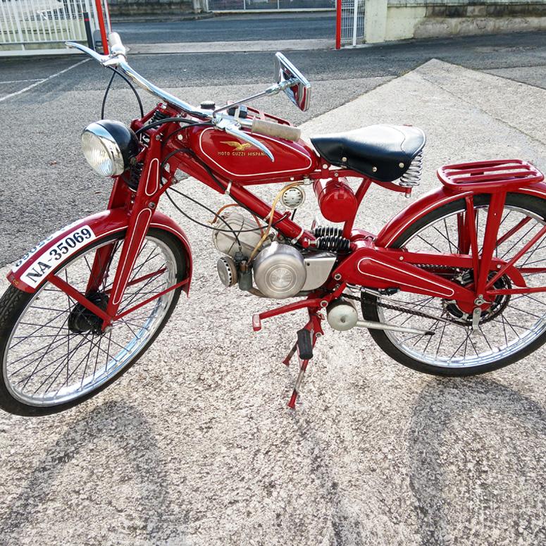 joyfer rotulación moto antigua