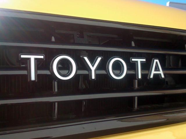 Joyfer - Rotulación vehículos - coche - Toyota